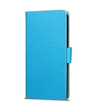 Just in Case Just in Case Huawei Y6 II Compact Wallet Case (Blue)