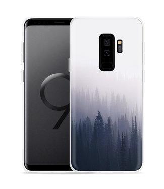 Just in Case Galaxy S9 Plus Hoesje Dark Forest