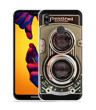 Just in Case Huawei P20 Lite Hoesje Flexaret Automat