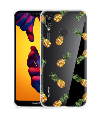 Just in Case Huawei P20 Lite Hoesje Ananas