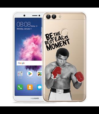 Just in Case Huawei P Smart Hoesje Be the Best