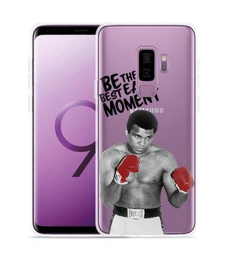 Just in Case Galaxy S9 Plus Hoesje Be the Best