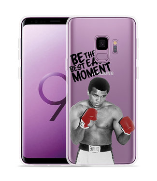Just in Case Galaxy S9 Hoesje Be the Best