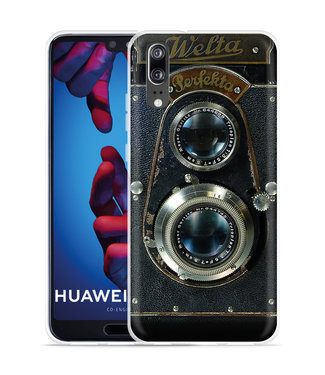 Just in Case Huawei P20 Hoesje Welta Perfekta