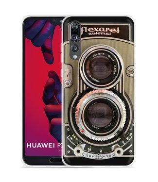 Just in Case Huawei P20 Pro Hoesje Flexaret Automat