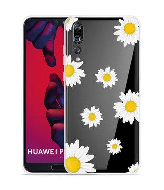 Just in Case Huawei P20 Pro Hoesje Madeliefjes