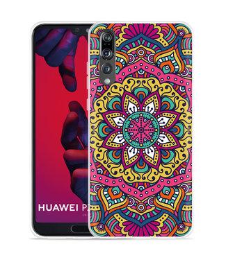 Just in Case Huawei P20 Pro Hoesje Mandala Hippie