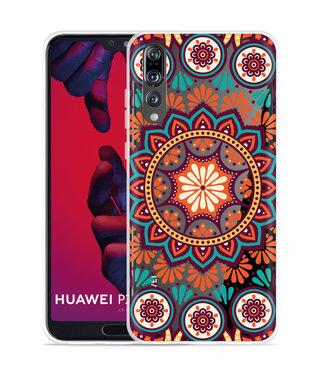 Just in Case Huawei P20 Pro Hoesje Retro Mandala