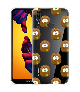 Just in Case Huawei P20 Lite Hoesje Crazy Kiwi