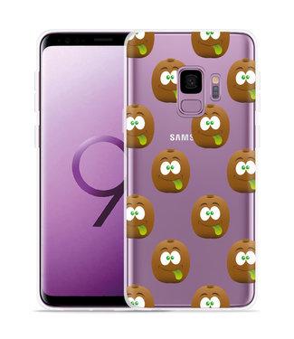 Just in Case Galaxy S9 Hoesje Crazy Kiwi