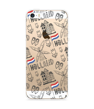 Just in Case iPhone 5/5S/SE Hoesje Holland