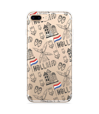 Just in Case iPhone 7 Plus Hoesje Holland