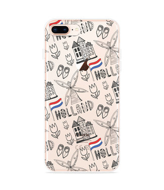 Just in Case iPhone 8 Plus Hoesje Holland