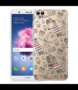Just in Case Huawei P Smart Hoesje Holland