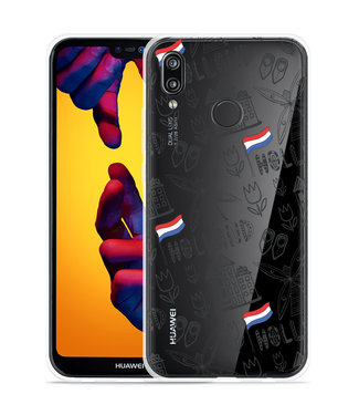 Just in Case Huawei P20 Lite Hoesje Holland
