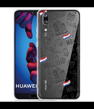 Just in Case Huawei P20 Hoesje Holland