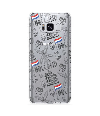 Just in Case Galaxy S8 Hoesje Holland