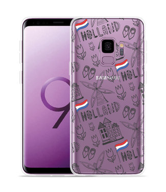 Just in Case Galaxy S9 Hoesje Holland