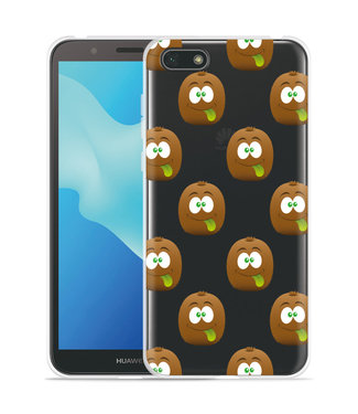 Just in Case Huawei Y5 2018 Hoesje Crazy Kiwi