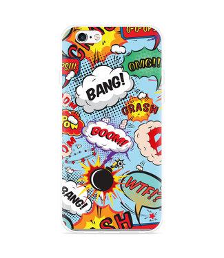 Just in Case iPhone 6 Plus/6S Plus Hoesje Comic