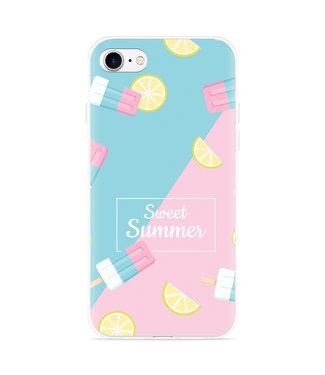 Just in Case iPhone 7 Hoesje Sweet Summer