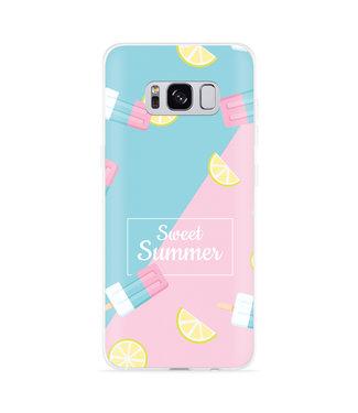 Just in Case Galaxy S8 Hoesje Sweet Summer