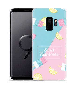 Just in Case Galaxy S9 Hoesje Sweet Summer