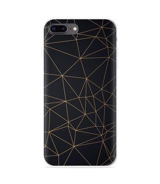 Just in Case iPhone 8 Plus Hoesje Luxury