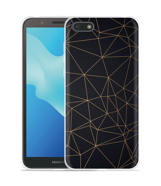 Just in Case Huawei Y5 2018 Hoesje Luxury