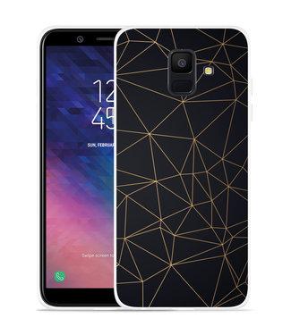 Just in Case Galaxy A6 2018 hoesje Luxury