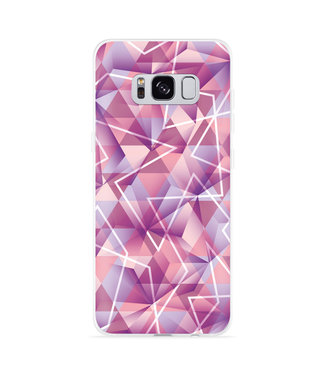Just in Case Galaxy S8 Hoesje Art Work
