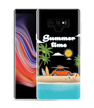 Just in Case Galaxy Note 9 Hoesje Summer Time