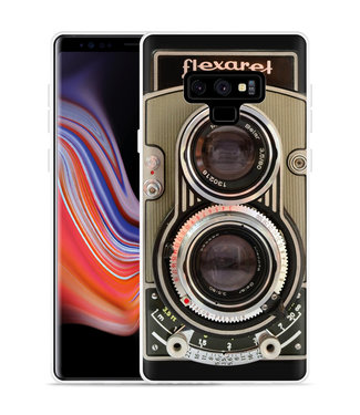 Just in Case Galaxy Note 9 Hoesje Flexaret Automat