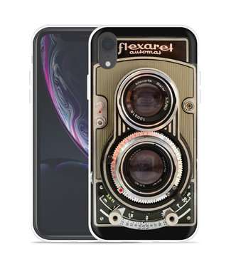 Just in Case Apple iPhone Xr Hoesje Flexaret Automat