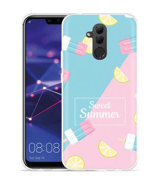 Just in Case Huawei Mate 20 Lite Hoesje Sweet Summer