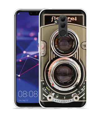 Just in Case Huawei Mate 20 Lite Hoesje Flexaret Automat