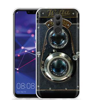 Just in Case Huawei Mate 20 Lite Hoesje Welta Perfekta