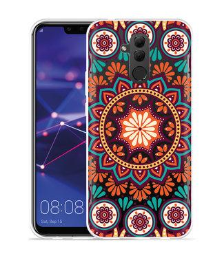 Just in Case Huawei Mate 20 Lite Hoesje Retro Mandala