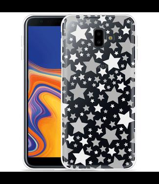 Just in Case Galaxy J6 Plus Hoesje Stars