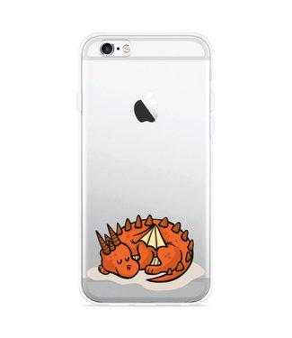 Just in Case iPhone 6/6S Hoesje Sleeping Dragon