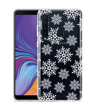 Just in Case Galaxy A9 2018 Hoesje Snow