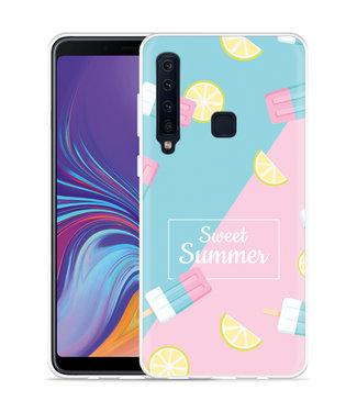 Just in Case Galaxy A9 2018 Hoesje Sweet Summer
