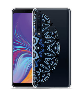 Just in Case Galaxy A9 2018 Hoesje Turqoise Mandala