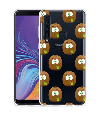 Just in Case Galaxy A9 2018 Hoesje Crazy Kiwi