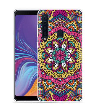 Just in Case Galaxy A9 2018 Hoesje Mandala Hippie