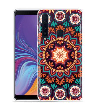 Just in Case Galaxy A9 2018 Hoesje Retro Mandala