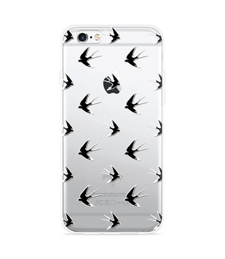 Just in Case iPhone 6 Plus/6S Plus Hoesje Swallows