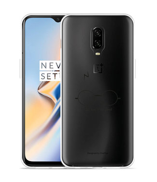 Just in Case OnePlus 6T Hoesje The Boy Who Lived
