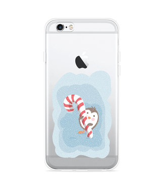 Just in Case iPhone 6/6S Hoesje Candy Pinquin