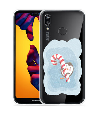 Just in Case Huawei P20 Lite Hoesje Candy Pinquin